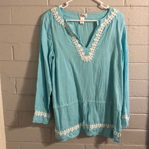 Vintage Lilly Pulitzer Tunic